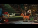 Кот Гром и заколдованный дом The House of Magic 2013 Трейлер русский дублированный HD