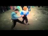 Путин Рамзан и Медведев танцуют лезгинку в Табасаране