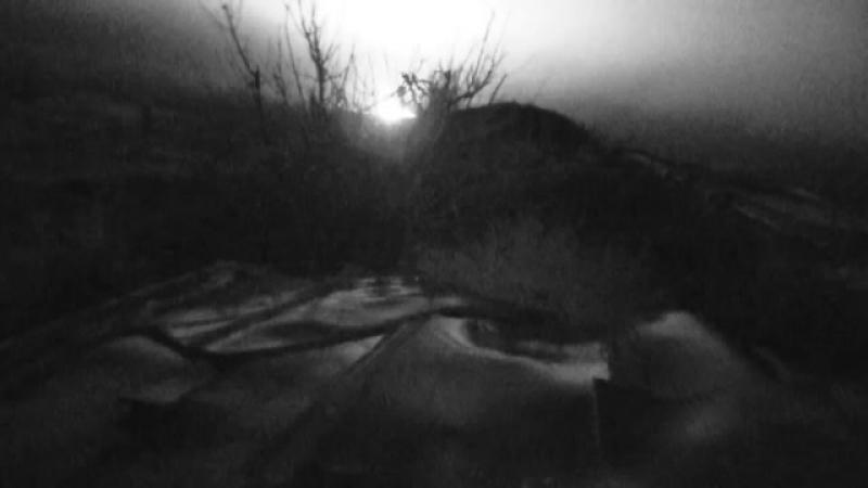 Дыхание авдеевской промзоны - Перемирие.Ночь.Туман
