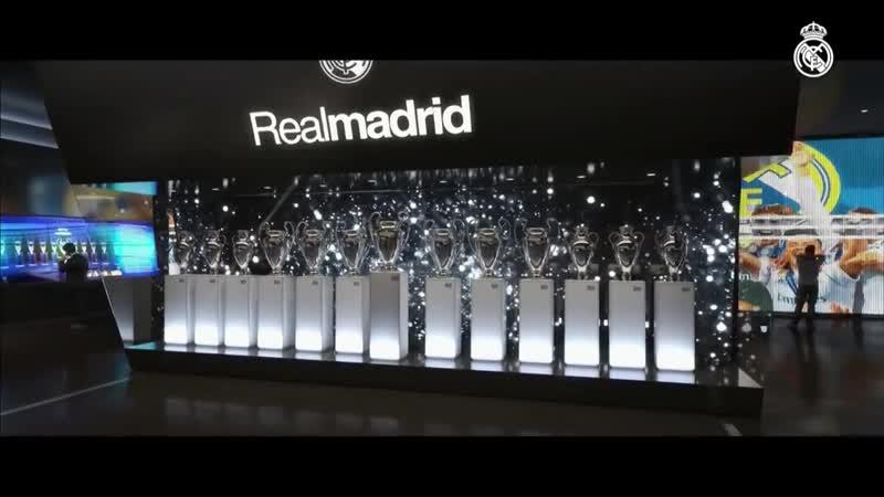 Check out new Estadio Santiago Bernabéu!