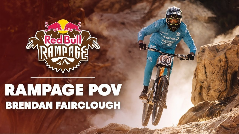 Prepare for Takeoff | Brendan Fairclough POV Red Bull Rampage 2018
