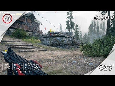 Far Cry 5, Caçado! Gameplay 23 PT-BR