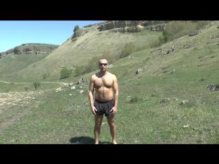 Утренняя гимнастика 6 (акцент на грудной и шейный отделы позвоночника)
