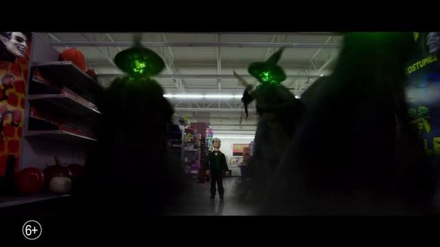 Ужастики 2: Беспокойный Хеллоуин/ Goosebumps 2: Haunted Halloween (2018) Дублированный тизер-трейлер
