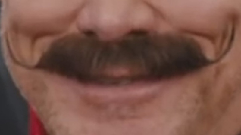Sonic the Hedgehog Trailer but only Eggmans mustache