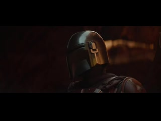 The mandalorian – official trailer 2