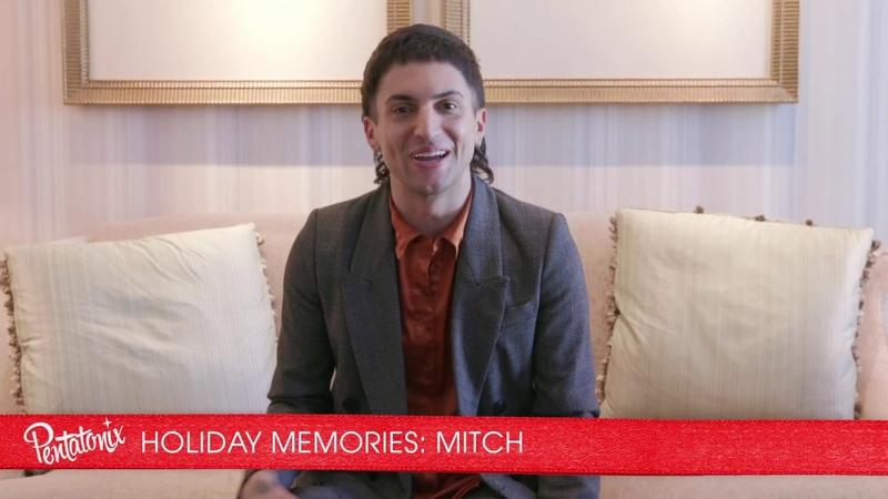 PENTATONIX- Holiday Memories - Mitch