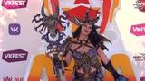 2 БЛОК конкурса косплея [AVA Expo на VK Fest 2018 (28.07.2018)]