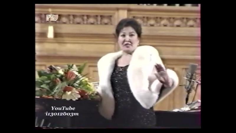 Valentina Tsidipova - Aria's Tosca