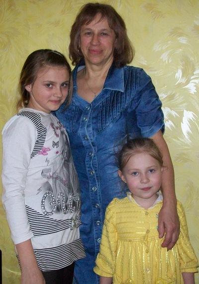 Любовь Щаульская, 4 апреля , Санкт-Петербург, id10928754