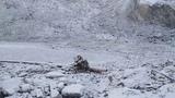 Бурейский метеорит в Хабаровском крае, масштабы обвала