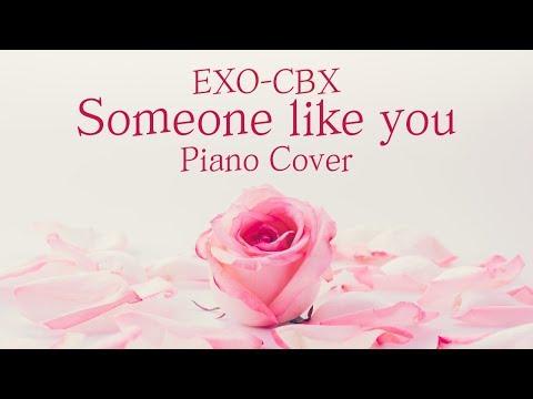 [커버] 엑소 첸백시 (EXO-CBX) - Someone like you | 라이브 OST | 가사 / lyrics | 신기원 피아노 연주곡 Piano Cover
