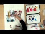 Watercolor Quick & Easy with Joyce Faulknor: Crystal and Glass