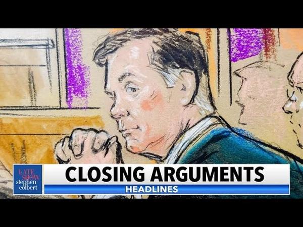 Manafort's Legal Team Has a Crazy Plan