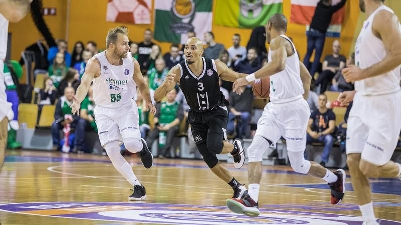 VTBUnitedLeague • VEF vs Stelmet Zielona Gora Highlights Jan 13, 2019