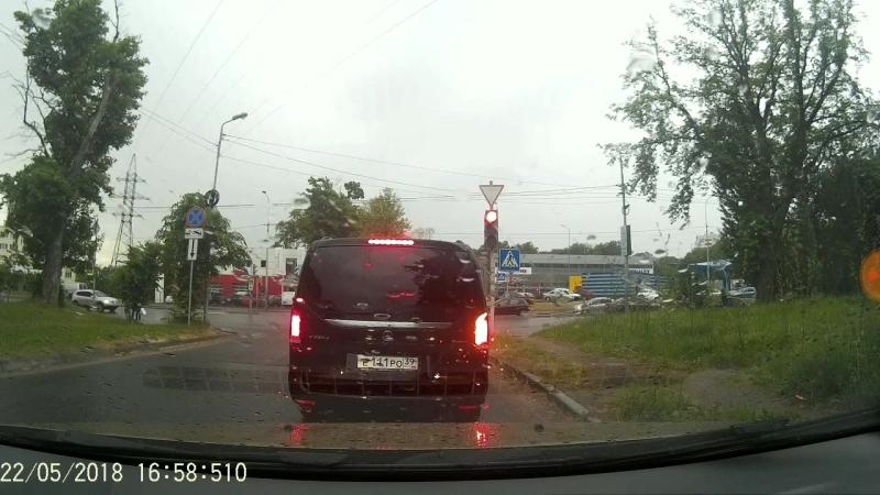 ДТП ул. Ю.Гагарина - ул. Юбилейная