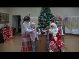 Новогодние проказы Бабы Яги ч.1