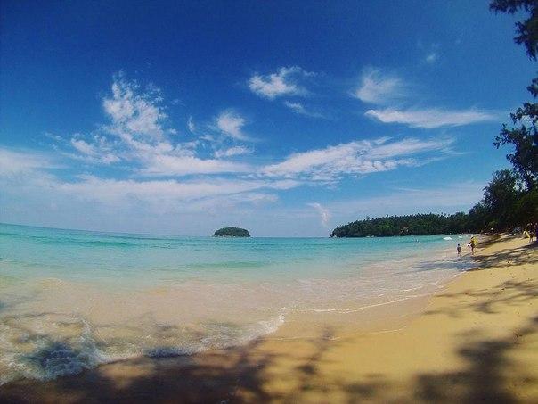 🌴 Выбираем лучший пляж на Пхукете в низкий сезон 🌴  Даже когда остро