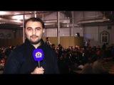 Azeri Sahar Tv | Moskvada Muharram ezadarliqi 1-ci gun | Месяц Мухаррам 1 день Москва |