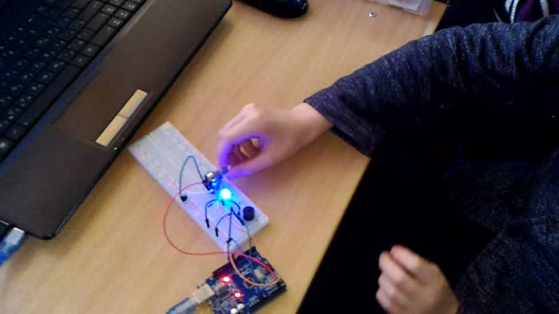 Электроника робототехника программирование