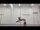 Oksana Shine exotic pole dance
