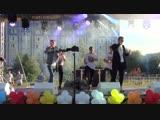 2)День молодёжи - Артур Трифонов ATRI x Тимур lite - Верь в мечту свою 30.06.2018 (Нижнекамск)