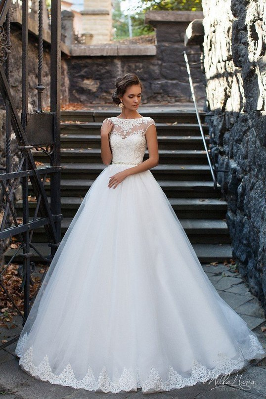 Невероятно красивые свадебные платья