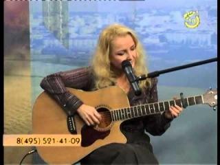 Елена Ясная в прямом эфире на ТВ г.Балашиха