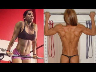 PULL-UPS & MUSCLE UPS GIRLS ARE AWESOME