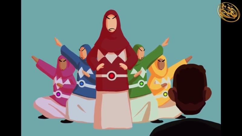 Будь всегда спокоен Не гневайся и говори Мир вам Нуман Али Хан