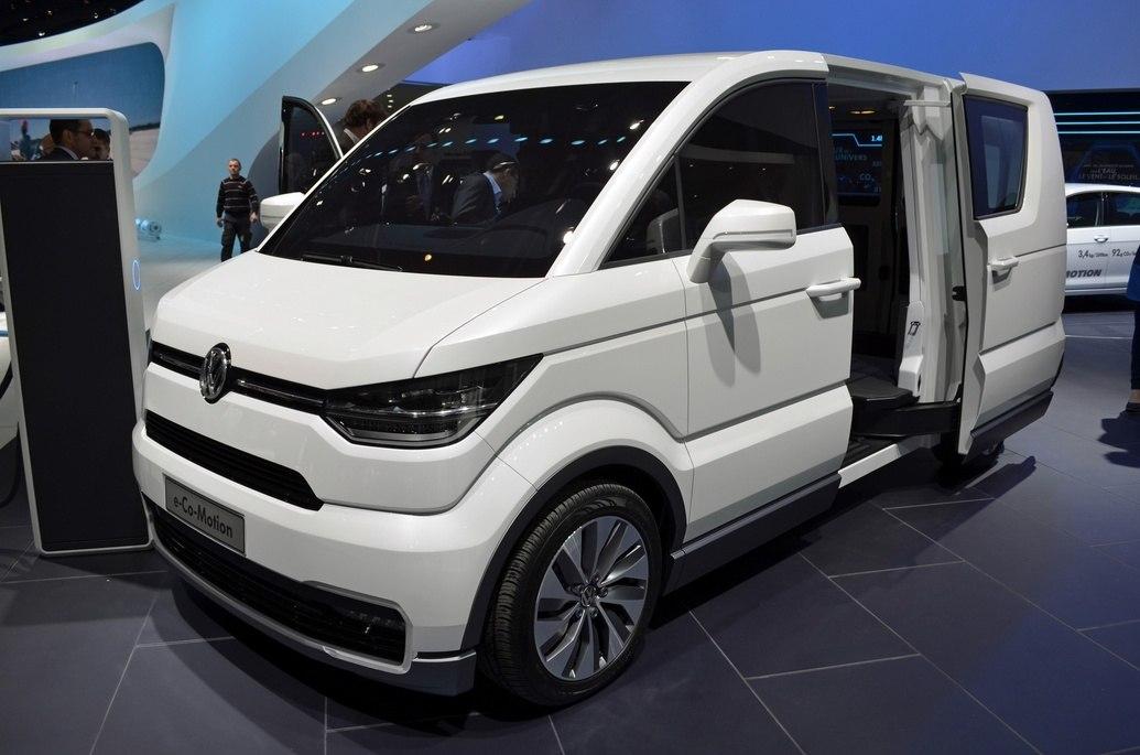 VW Transporter 2015
