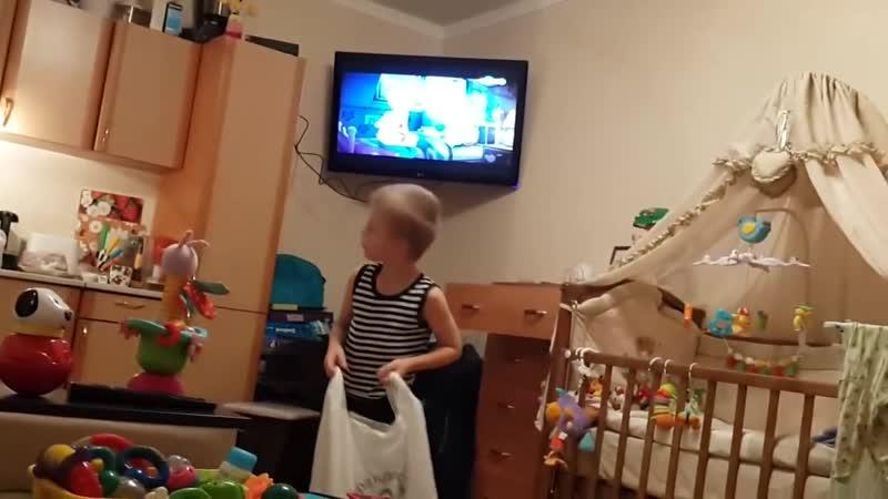 сын 6 лет уходит из дома 1 часть👍😂