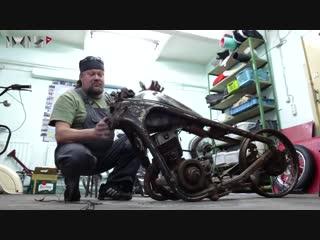 Мотоцикл Чезет 350_CZ 350_Cezet 350. Кусок ржавчины за 170 тысяч.