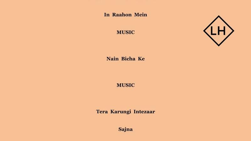 Sajna Bhool Na Jaana Mohabbat Zindagi Hai Lyric ( 51 ) Pakistani LH Co. LYRIC-Helper YouTube