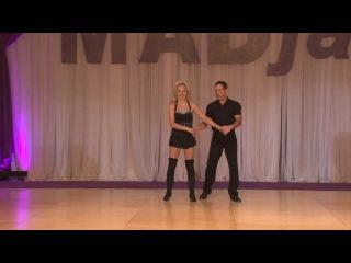 MADjam 2013 Showcase Robert & Nicola Royston
