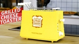 Do You Need a Toaster Just for Grilled Cheese The Kitchen Gadget Test Show