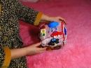 Куб для развития мелкой моторики