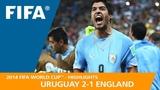 URUGUAY v ENGLAND (21) - 2014 FIFA World Cup
