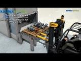 Автоматическое хранение грузов и деталей на поддоне |www.kiit.ru| KARDEX SHUTTLE XP 1000