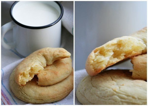 Калачи на молоке рецепт с фото