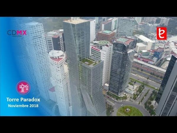 Mexico I Torre Paradox, Península Santa Fe, Noviembre 2018
