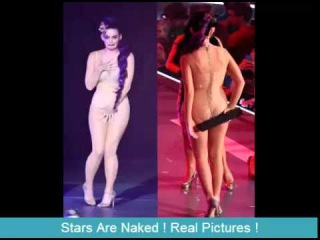 Stars Are Naked ! Real Pictures !