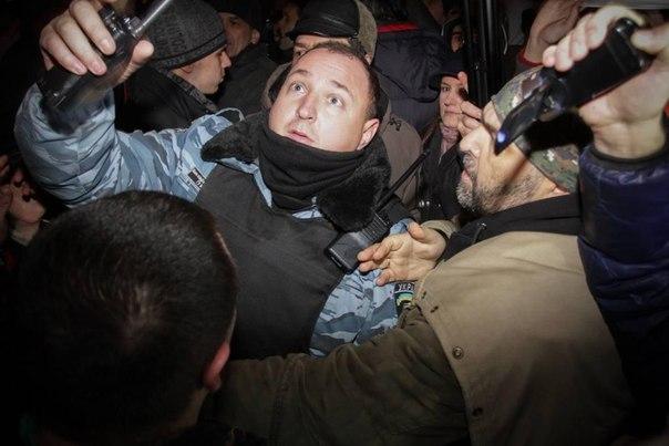 """ПР выступила в поддержку """"Беркута"""": Они действовали в духе европейской демократии - Цензор.НЕТ 3968"""