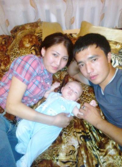 Kyrmyzy Abdibaeva, 2 апреля 1993, Томск, id207385087