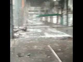 Вот это дождичек