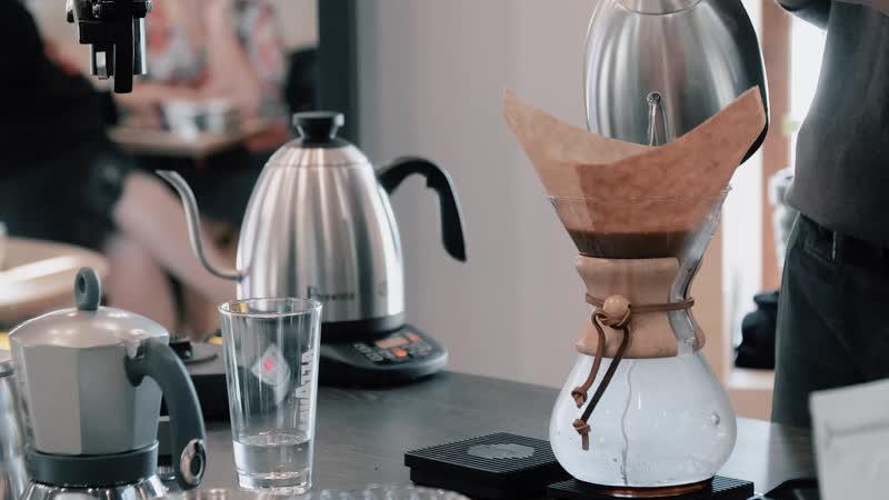 Мастер-класс от MAINER: «Кофе дома, как в кофейне!» - всё об альтернативных способах приготовления кофе. /28.10.2018/