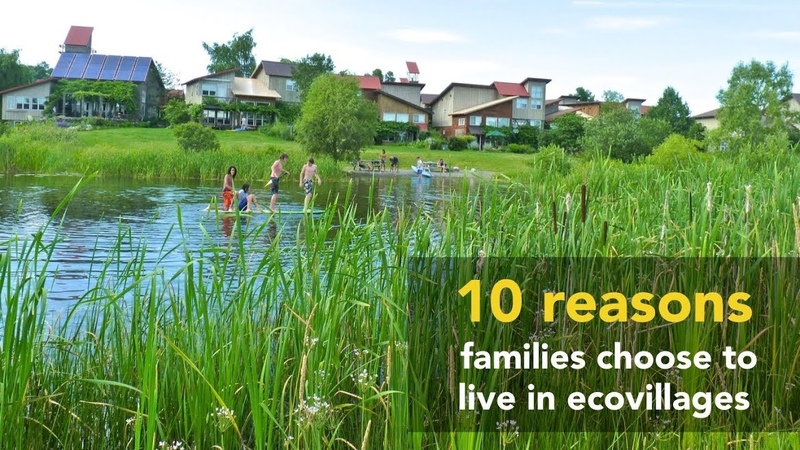 10 reasons families choose to live in ecovillages