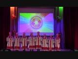 «Родное село» Исп .народный мордовский фольклорный коллектив «Сятко »