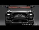 Hyundai Santa Fe-2017 модельного года