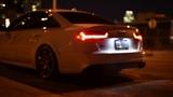 Ridiculous Audi S6 Custom Exhaust Launch